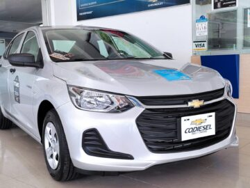 Chevrolet Ónix LT